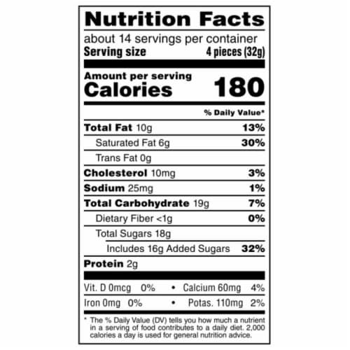 Dove Promises Silky Smooth Milk Chocolate Candy Perspective: left