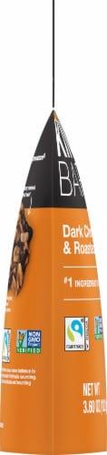 KIND Dark Chocolate & Roasted Peanuts Bark Perspective: left