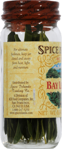 Spice Islands Whole Bay Leaves Perspective: left