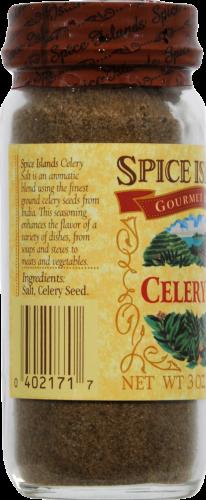 Spice Islands Celery Salt Perspective: left