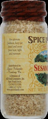 Spice Islands Sesame Seed Jar Perspective: left