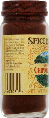 Spice Islands Ground Chipotle Chile Perspective: left