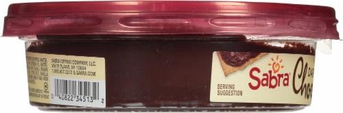 Sabra Dark Chocolate Dessert Dessert Dip & Spread Perspective: left