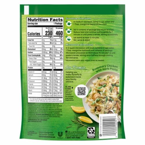 Knorr Pasta Sides Butter & Herb Fettuccine Perspective: left