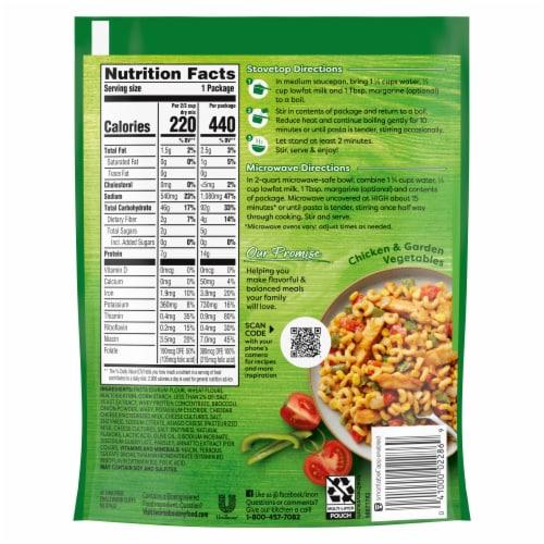 Knorr Pasta Sides Cheddar Broccoli Spiral Pasta Perspective: left