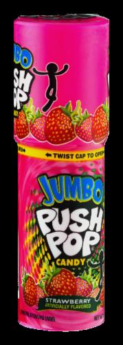 Push Pops Jumbo Lollipop Candy Perspective: left