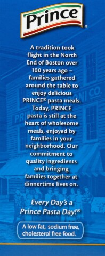 Prince Medium Shells Pasta Perspective: left