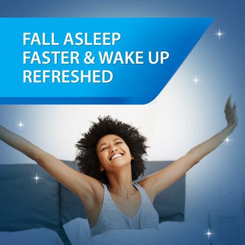 Unisom SleepGels Nighttime Sleep-Aid 32 Count Perspective: left