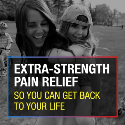 Icy Hot Extra Strength Pain Relieving Cream Perspective: left