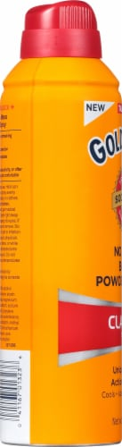 Gold Bond No Mess Classic Scent Body Powder Spray Perspective: left