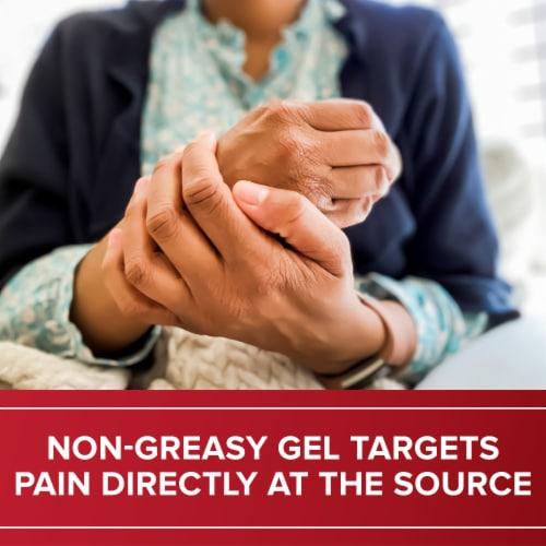 Aspercreme Arthritis Pain Relief Topical Gel Perspective: left