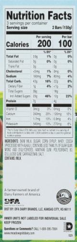 Meadow Gold® Fudge Ice Cream Bars Perspective: left