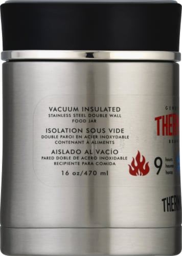 Thermos Steel Vacuumware Perspective: left