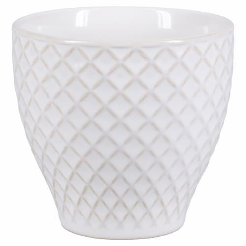 Dash of That Brooklyn Mug - White Perspective: left