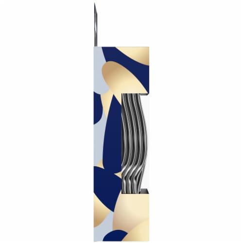 Kroger® Elevated Elegance Heavyweight Plastic Mini Tasting Forks Perspective: left