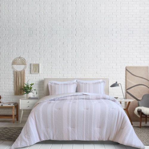 HD Designs Liam Comforter Set - 3 Piece Perspective: left