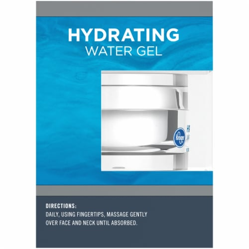 Kroger® Hydrating Water Gel Perspective: left