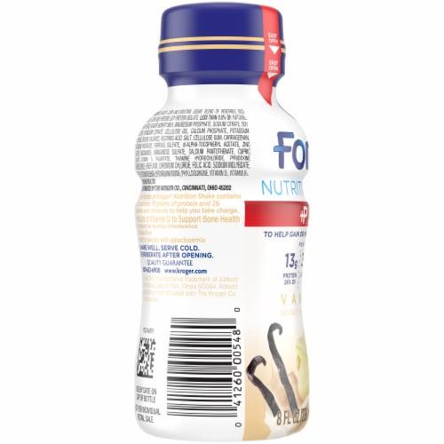 Kroger® Fortify Plus Vanilla Nutrition Shake Perspective: left