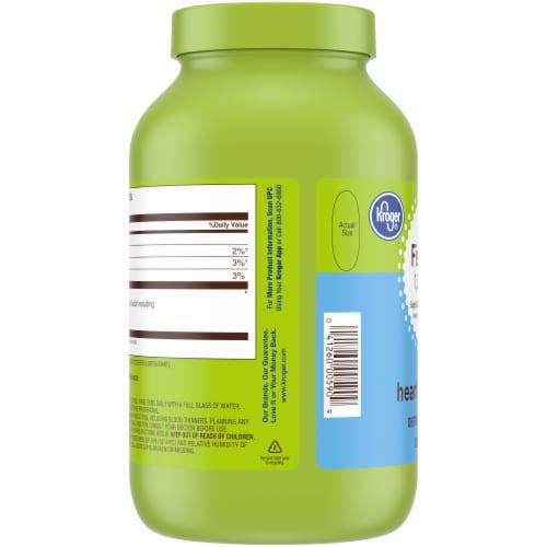 Kroger® Fish Oil Softgels 1200mg Perspective: left