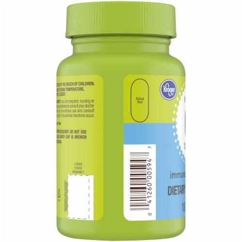 Kroger® Vitamin C Tablets 1000mg Perspective: left