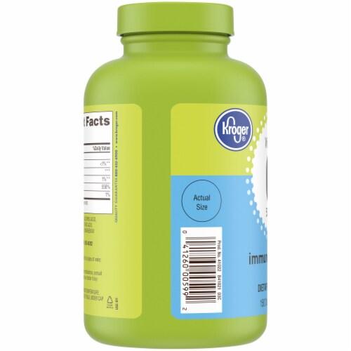 Kroger® Vitamin C Chewable Tablets 500mg Perspective: left