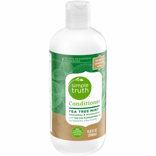 Simple Truth™ Tea Tree Mint Conditioner Perspective: left