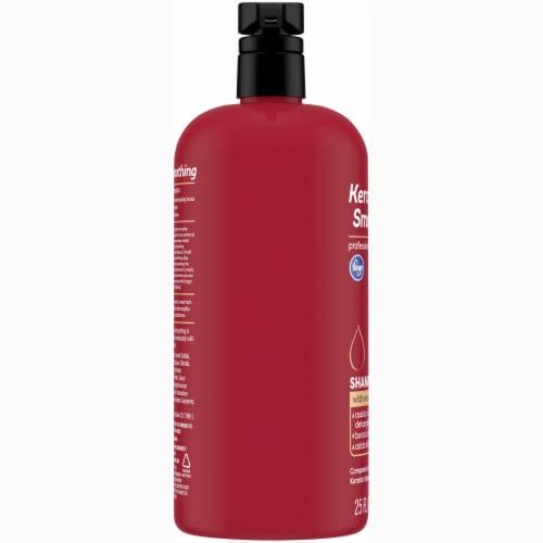 Kroger® Keratin Smoothing Shampoo Perspective: left