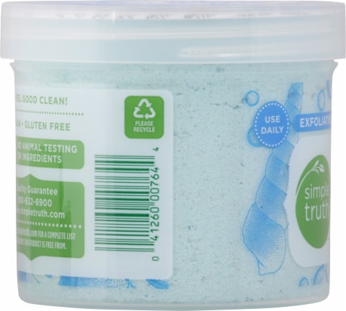 Simple Truth™ Sea Salt Whipped Soap & Scrub Perspective: left