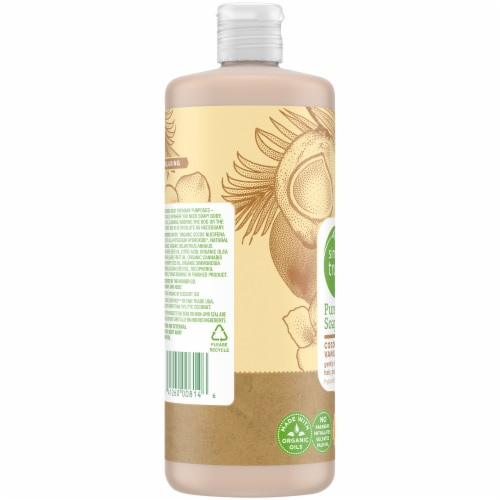 Simple Truth® Coconut Vanilla Pure Castille Soap Perspective: left