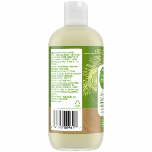 Simple Truth™ Coconut & Almond Oil Leave-In Conditioner Perspective: left