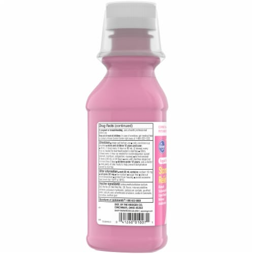 Kroger® Regular Strength Stomach Relief Liquid Perspective: left