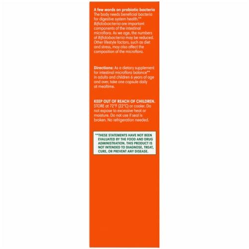 Kroger® 24/7 Digestive Support Probiotic Supplement Capsules Perspective: left