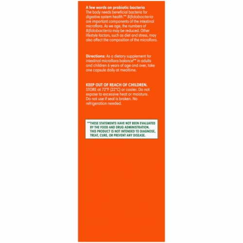 Kroger® 24/7 Digestive Support Probiotic Supplement Caplets Perspective: left