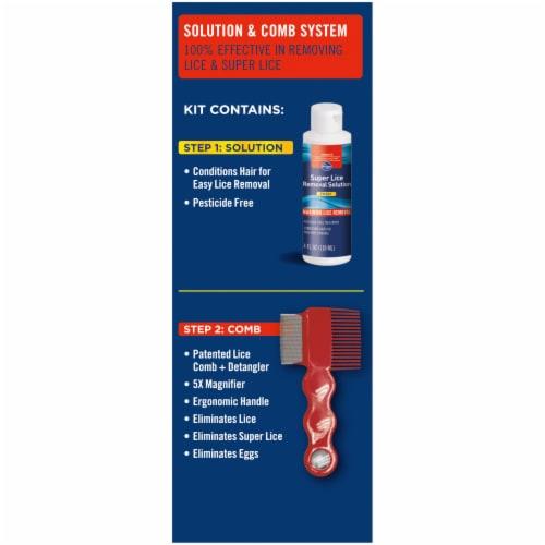 Kroger® Lice Removal Kit Perspective: left