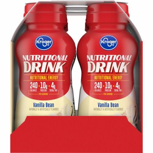 Kroger® Vanilla Bean Nutritional Drink Perspective: left