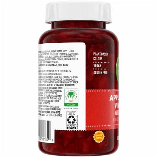 Simple Truth® Apple Cider Vinegar Gummy Perspective: left