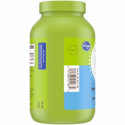 Kroger Vitamin C 500mg 500ct Perspective: left