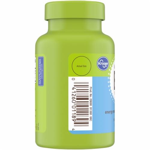 Kroger® Vitamin B12 1000mcg Tablets Perspective: left
