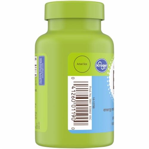 Kroger® Vitamin B12 Energy Metabolism Support 2500mcg Perspective: left
