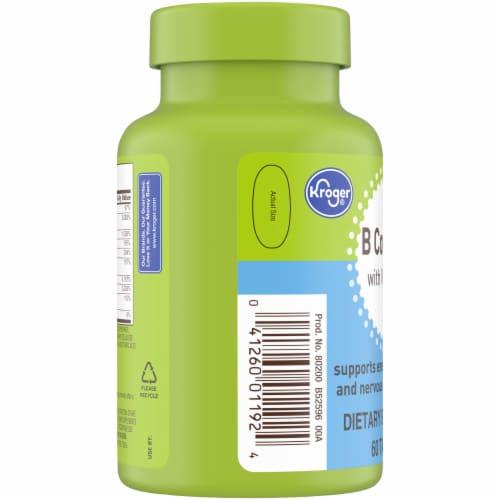 Kroger® B Complex with Vitamin C Perspective: left