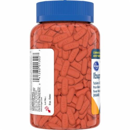 Kroger® Ibuprofen Coated Caplets 200mg Perspective: left