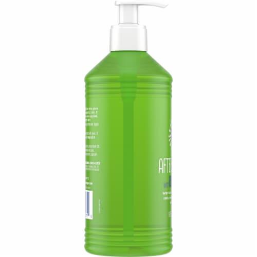 Kroger® After Sun Gel with Aloe Vera Bottle Perspective: left