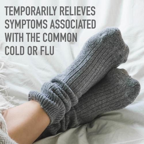 Kroger® Daytime Cold & Flu Relief Liquid Perspective: left