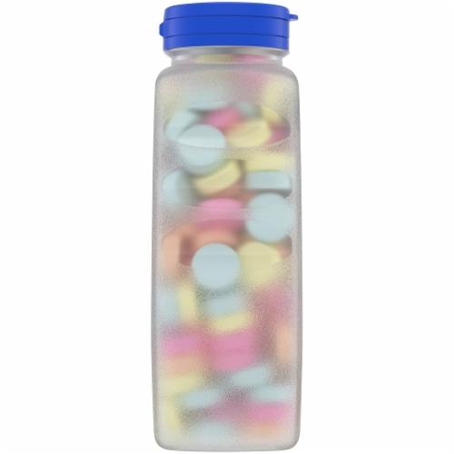 Kroger® Extra Strength Assorted Fruit Flavor Antacid Chewable Tablets Perspective: left