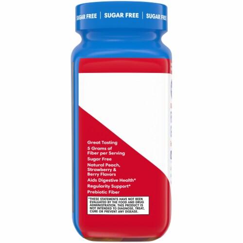 Kroger® Sugar Free Fiber Gummies Perspective: left