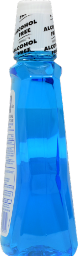 Kroger® Alcohol-Free Mint Antiseptic Mouth Rinse Perspective: left