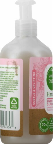 Simple Truth™ Sweet Olive Blossom Hand Soap Perspective: left