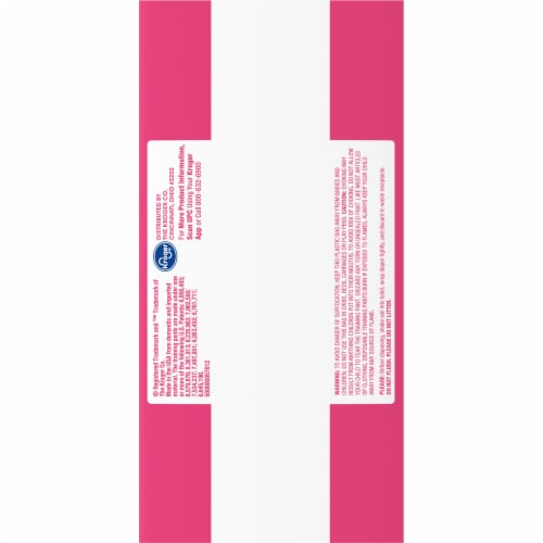 Comforts 2T-3T Girls Day & Night Training Pants Perspective: left