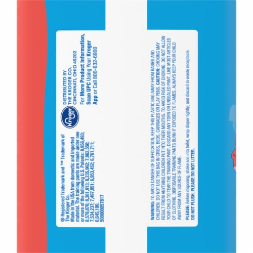 Comforts™ Day & Night 4T-5T Boys Training Pants Perspective: left