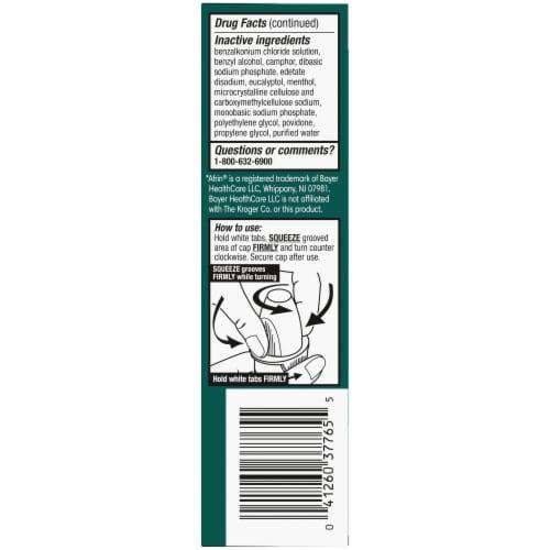 Kroger® Severe Congestion Nasal Spray Perspective: left